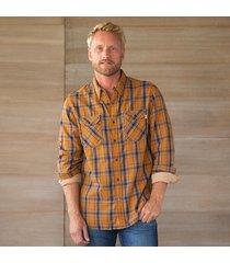 homestake plaid shirt