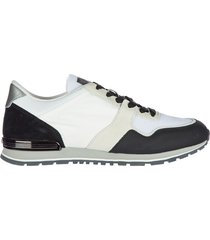 scarpe sneakers uomo camoscio spoiler