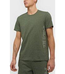 polo ralph lauren s/s crew t-shirt t-shirts & linnen moss