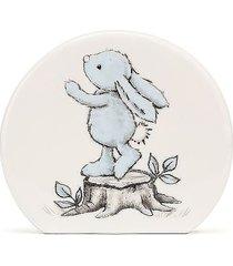 skarbonka porcelanowa bunny blue