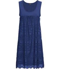 abito in maglina (blu) - bodyflirt
