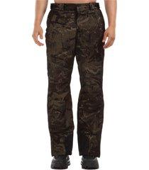 emporio armani ea7 textum 7 ski trousers