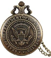 reloj bolsillo presidente usa 3138
