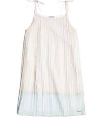 plisowana sukienka marciano