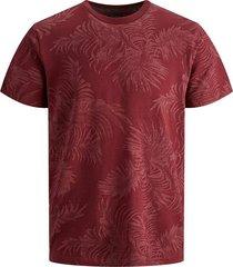 t-shirt faded bordeaux