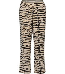 weekend pyjamasbyxor mjukisbyxor beige love stories