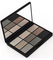 paleta de sombras gosh copenhagen 9 shades to be cool in copenhagen