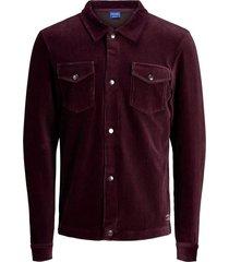 overhemd corduroy spread collar