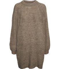 nmmuri o-neck knit dress