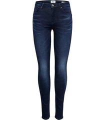 skinny jeans onliris mid push up