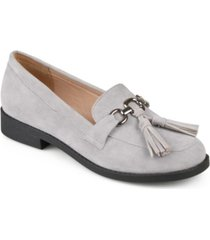 journee collection women's capri loafer women's shoes