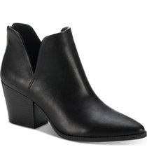 sun + stone elizaa booties, created for macy's women's shoes