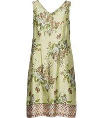 bahiacr dress dresses everyday dresses grön cream
