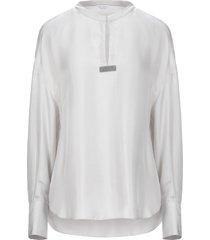 brunello cucinelli blouses
