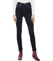 jeans skinny max azul calvin klein