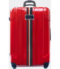 """tommy hilfiger women's 28"""" spinner suitcase red -"""