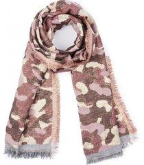 pañuelo militar rosa humana