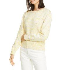 women's a.p.c. daphne pima cotton sweater