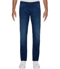 jeans ec bleecker sstr goshen blue azul tommy hilfiger