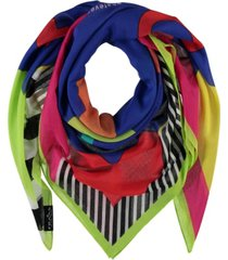 fraas graphic love square scarf