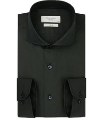 profuomo overhemd ppqh3c1016 groen
