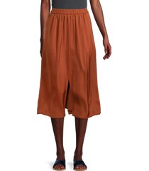 kobi halperin women's vicki skirt - rust - size xs
