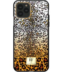 richmond & finch fierce leopard case for iphone 11 pro max