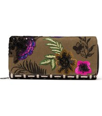 billetera queen miracle multicolor desigual