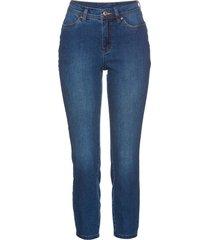 jeans cropped ultra morbidi (blu) - bpc selection premium