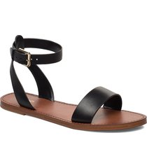 campodoro shoes summer shoes flat sandals svart aldo
