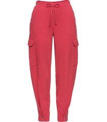 pantaloni in felpa (fucsia) - rainbow