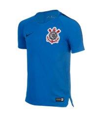 camiseta nike corinthians breathe squad infantil