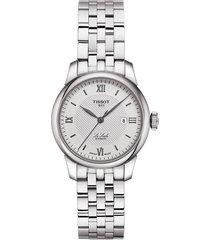 women's tissot le locle bracelet watch, 29mm