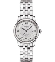 women's tissot le locle bracelet watch, 29mm