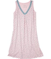 camicia da notte (rosa) - bpc bonprix collection