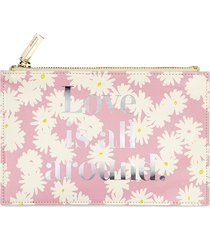 kate spade new york love is all around 8-piece bridal pencil pouch set