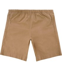 ps by paul smith cotton shorts - tan m2r-699p-a20331
