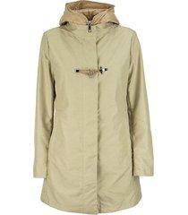 all weather toggle coat