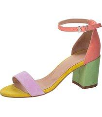 sandaletter gennia flerfärgad