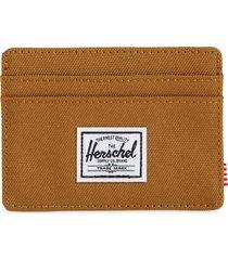 herschel supply co. charlie rfid card case in rubber at nordstrom