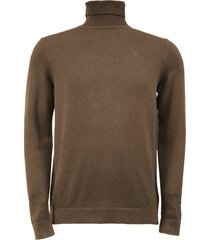 eagle & brown turtleneck trui organic cotton