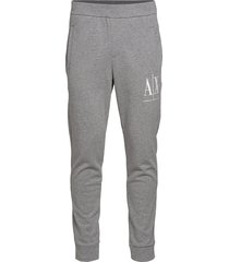 ax man trousers sweatpants mjukisbyxor grå armani exchange