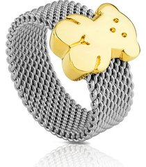 anillo sweet dolls plateado tous 715900742 - superbrands