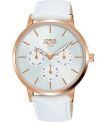 reloj blanco mujer lorus