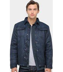 jaqueta burn pocket masculina