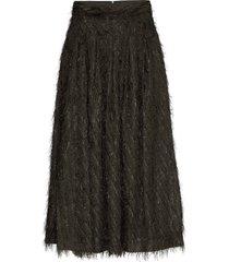 day palm knälång kjol svart day birger et mikkelsen