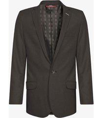 chaqueta casual pierre d'agostiny para hombre, ref tejido gris