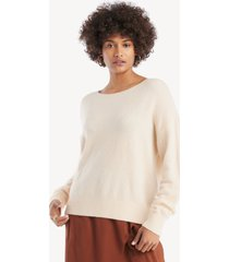 sanctuary women's chill out sweater in color: himalayan salt size xs from sole society