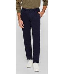 pantalón elástico con coolmax azul  esprit