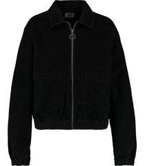 america today trucker jacket hailey zwart
